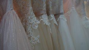 Organza brodé Robes de Mariées Oksana Kokhan