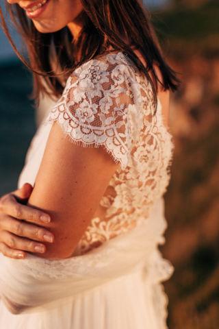 robe de mariee en dentelle de calais