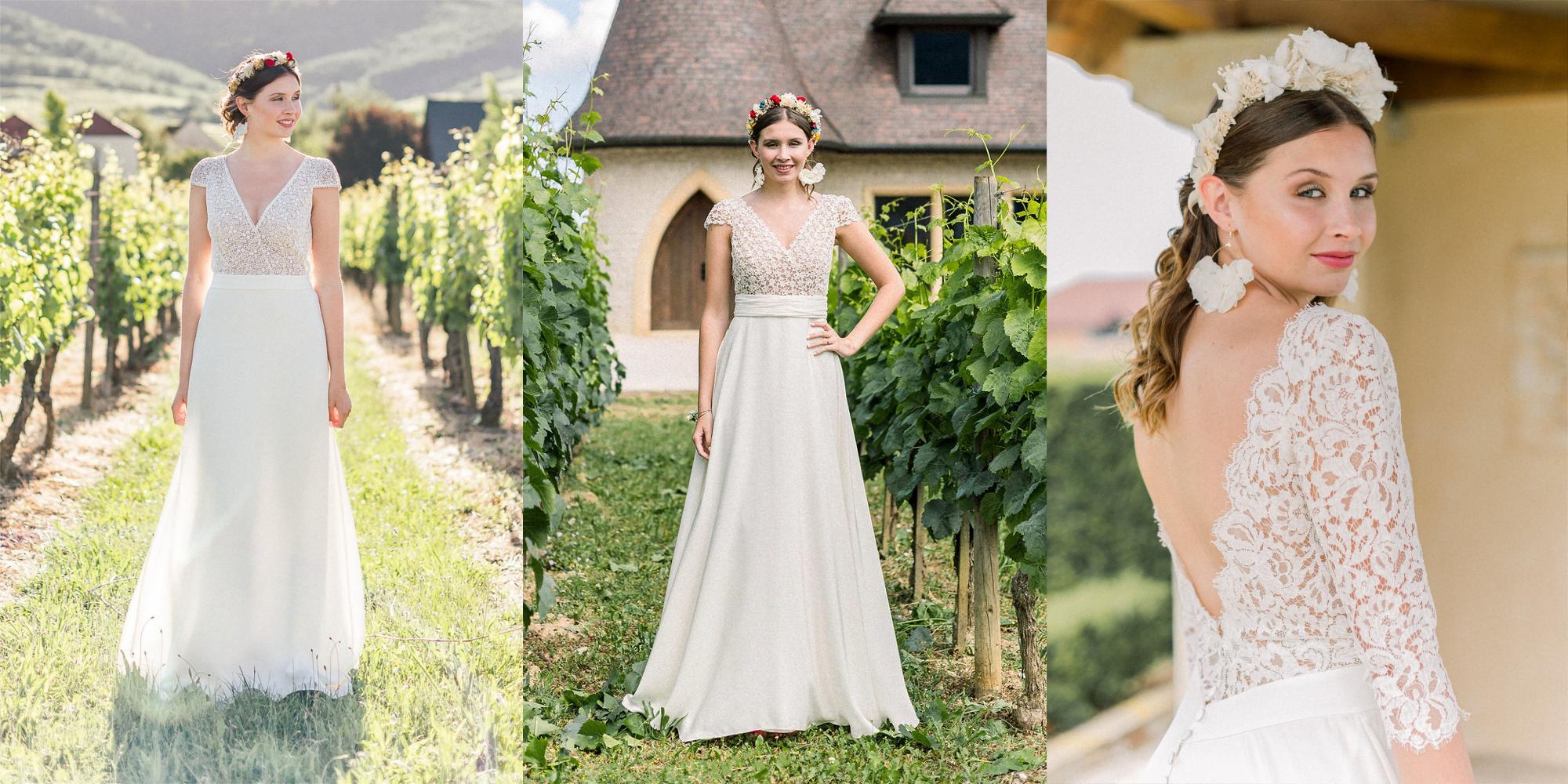 Robes de mariée collection 2020